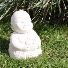 Mini-Mönch als Dekofigur