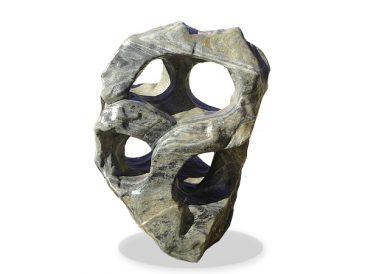 Ozeanfindling Marmor-Kalkstein Skulpturstein