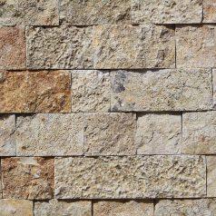 Mauerverblender zur rustikalen Wandverkleidung