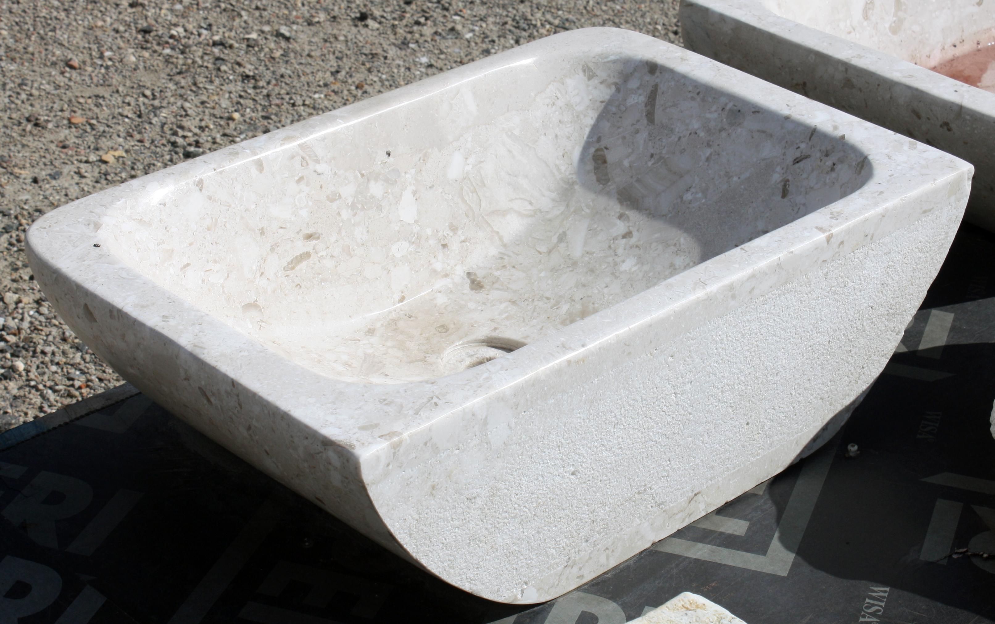 Sommerküche Waschbecken : Waschbecken aus naturstein we rr br naturstein centrum lpm