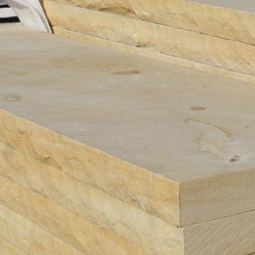 abdeckplatte aus sandstein 30 x 100 x 4cm naturstein. Black Bedroom Furniture Sets. Home Design Ideas