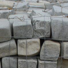 Pflastersteine Sandstein Würfel