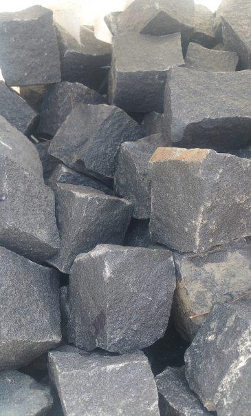Basaltpflaster Naturstein