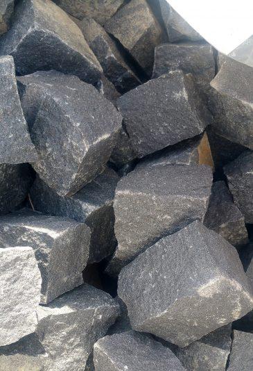 Basaltpflaster Pflastersteine