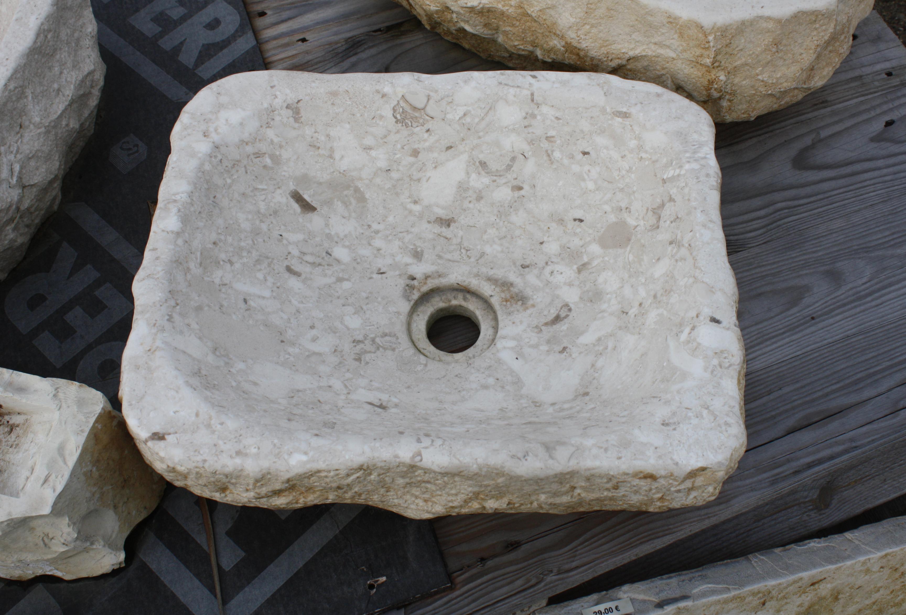 Sommerküche Waschbecken : Waschbecken aus naturstein we 03 rg 04 naturstein centrum lpm
