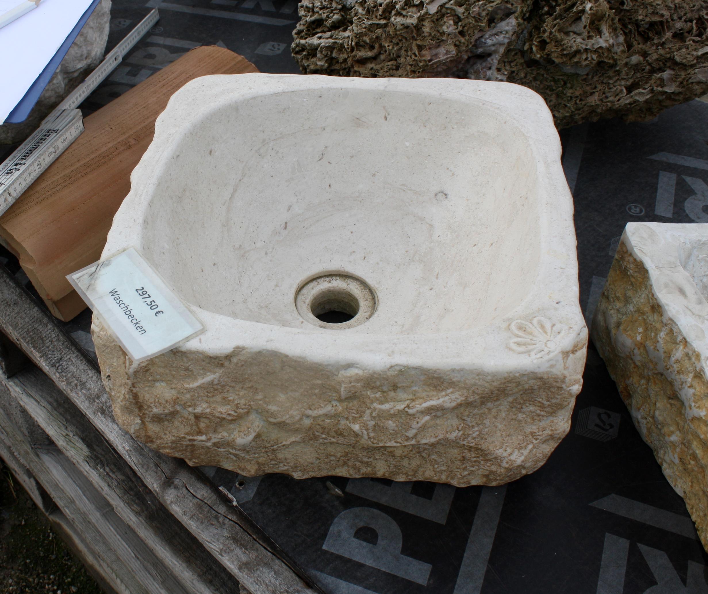 Waschbecken Bahamabeige Eckig Free Cornat Keramik Waschtisch