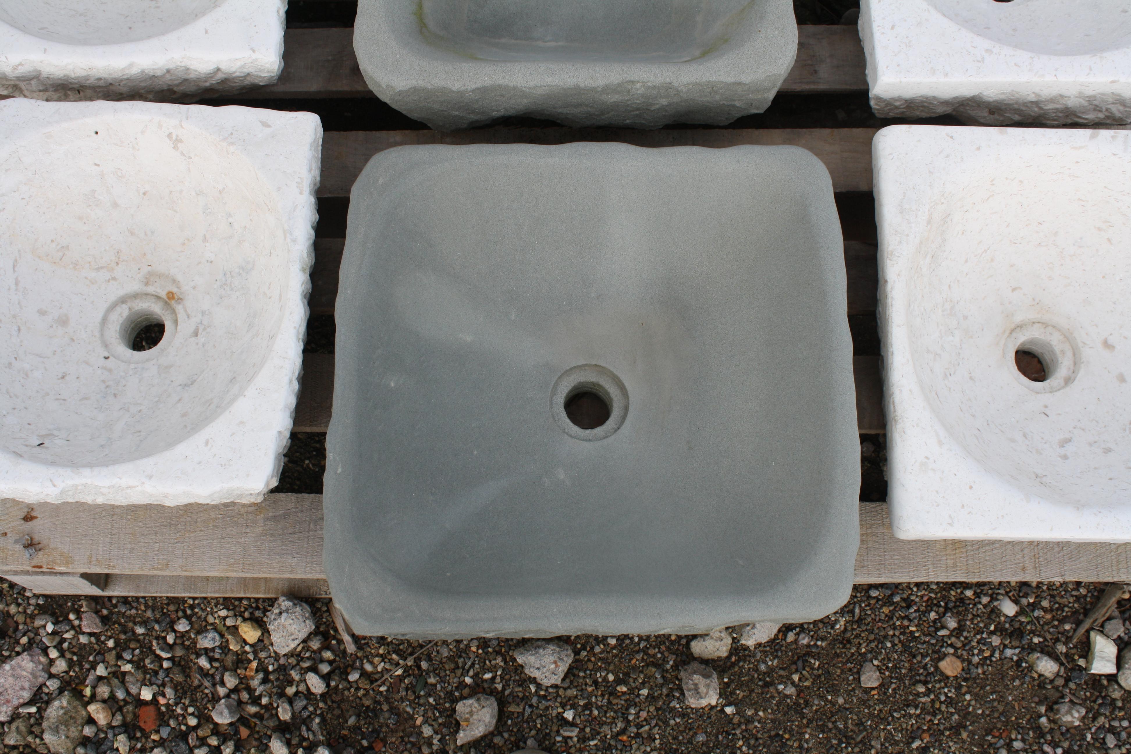 Sommerküche Waschbecken : Waschbecken aus naturstein we 03 rr br naturstein centrum lpm