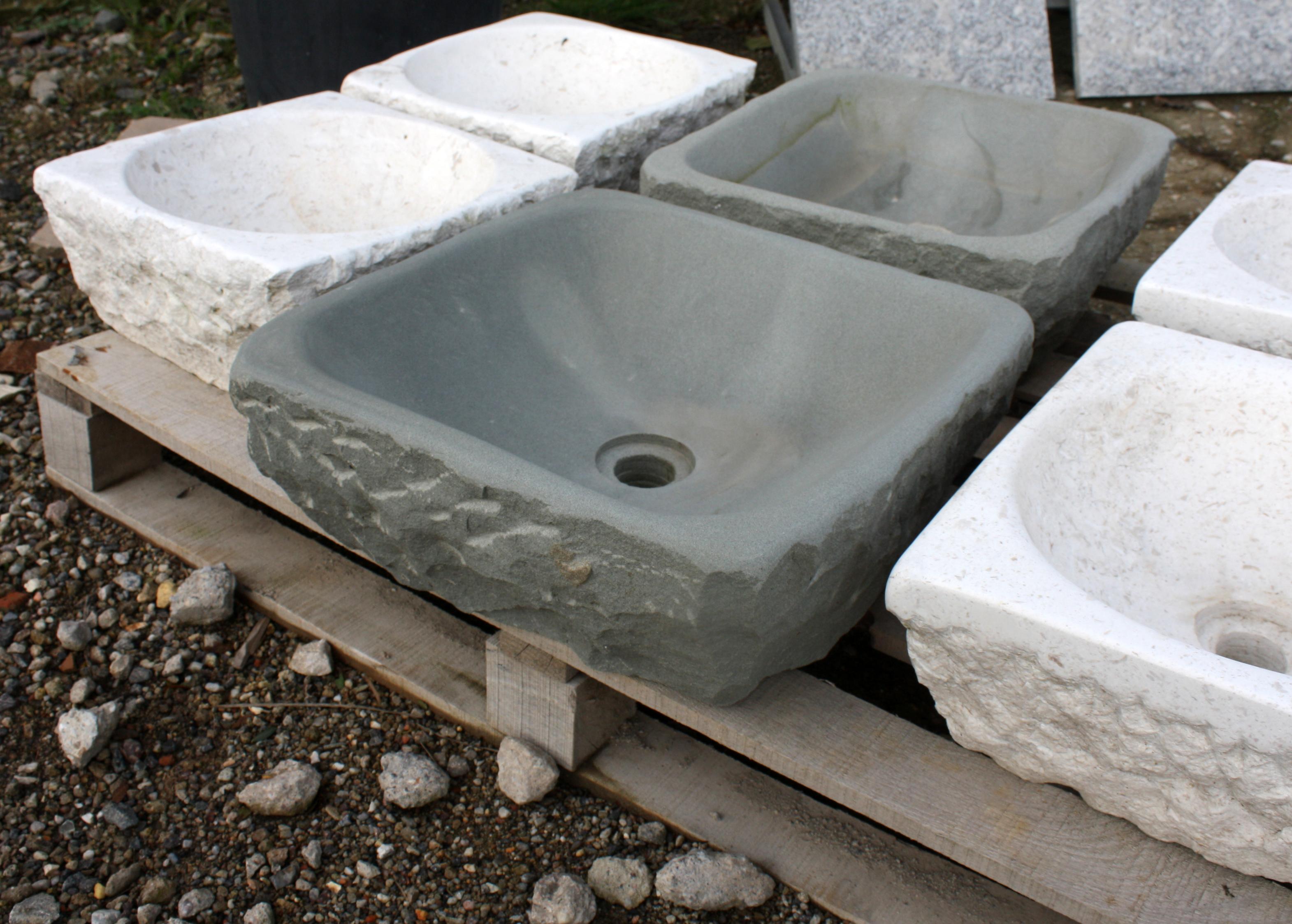waschbecken aus sandstein we 04 rg 04 naturstein centrum lpm. Black Bedroom Furniture Sets. Home Design Ideas