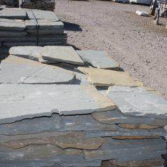 Sandsteinplatten Polygonal rustikal Naturstein Centrum Krostitz bei Leipzig