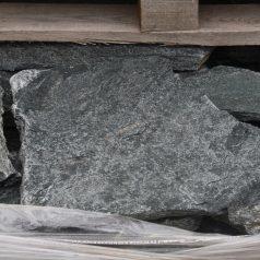 Polygonalplatte Gneis dunkelgrün LPM Naturstein Centrum Krostitz bei Leipzig