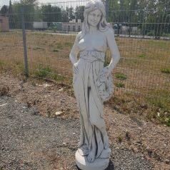 Erotische Frauenstatue für den Garten Dekoartikel Betonfigur Naturstein Centrum LPM Krostitz bei Leipzig