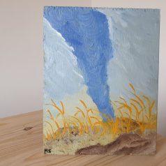 Windrose Malerei Holzplatte kaufen bei Naturstein Centrum LPM Leipzig Krostitz
