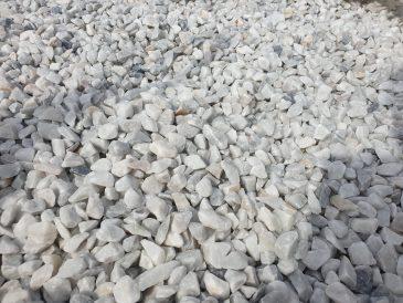 Carrara Kies Marmor bei Naturstein Centrum LPM Krostitz bei Leipzig kaufen