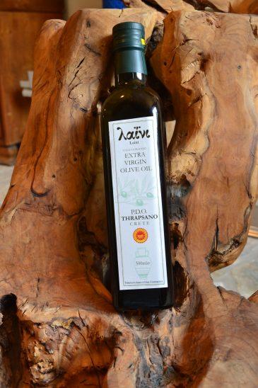 Olivenöl Extra Nativ aus Kreta 500ml