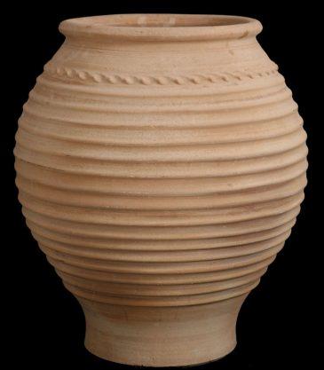 Amphore Kreta Keramik zur Gartendekoration