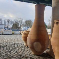 Hoher - Topf - Kreta - Keramik - Naturstein - Centrum - LPM - Krostitz - bei - Leipzig